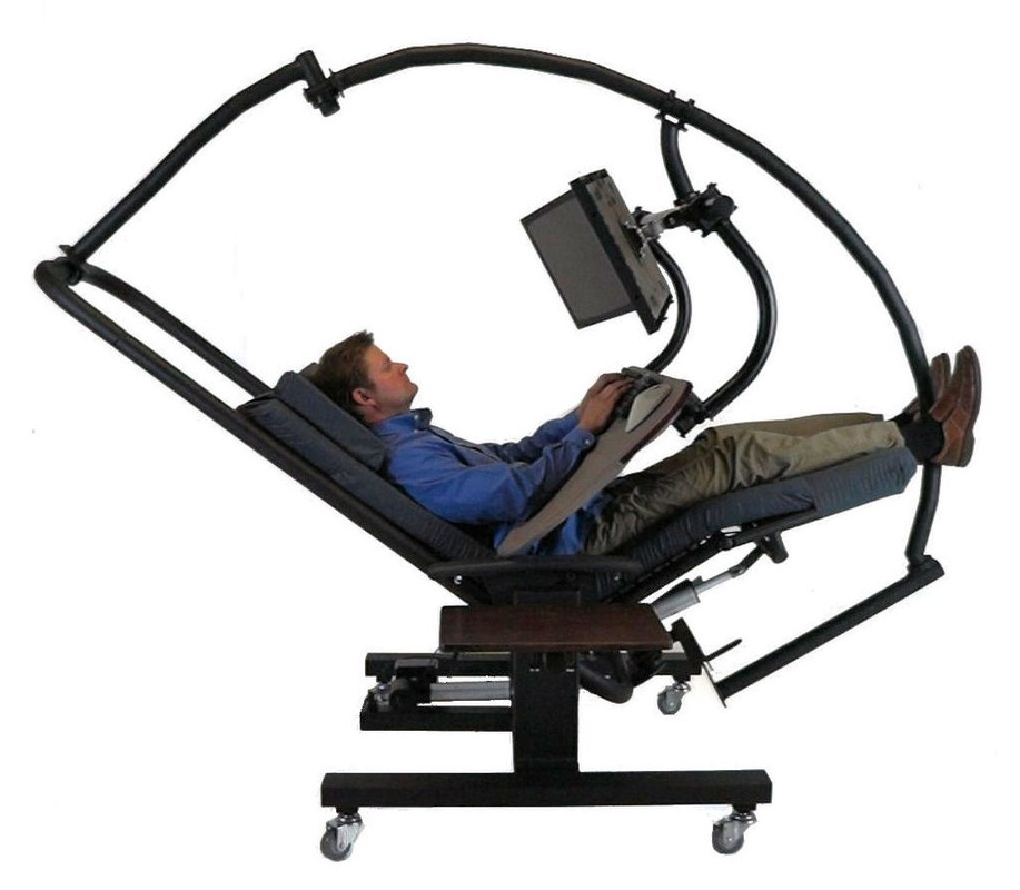 Zero Gravity Workstation 7
