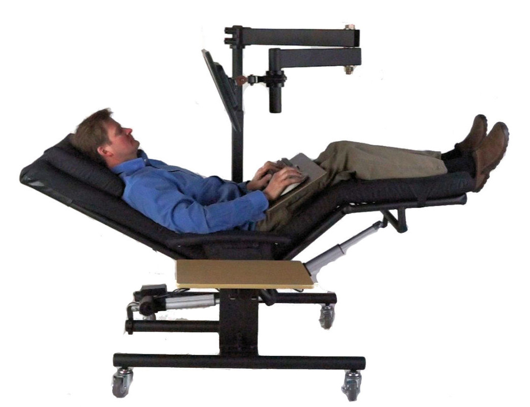 Picture Zero Gravity Recliner Chair 1a