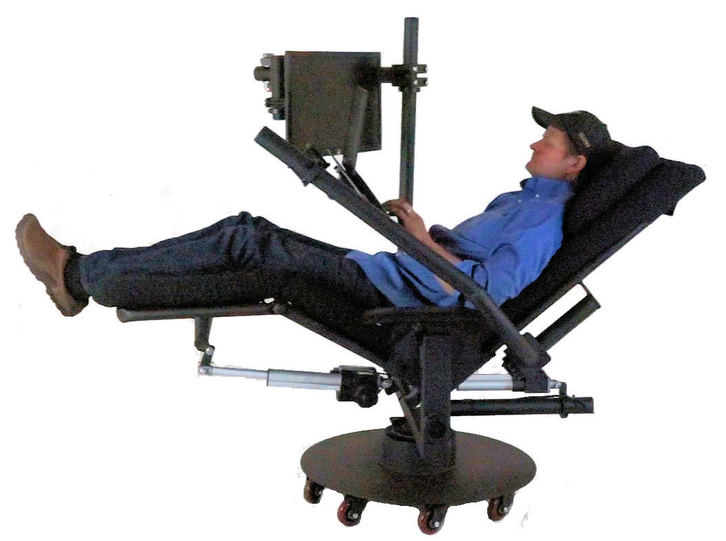 Ergoquest zero gravity chairs and workstations - Picture Zero Gravity Recliner
